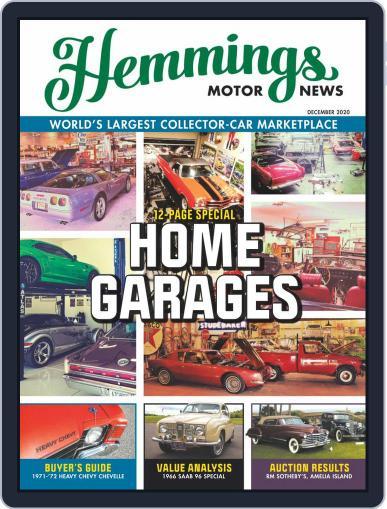 Hemmings Motor News December 1st, 2020 Digital Back Issue Cover