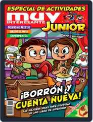 Muy Interesante Junior Mexico (Digital) Subscription November 1st, 2020 Issue