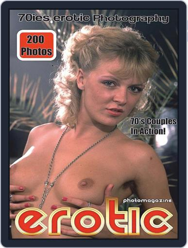 Erotics From The 70s Adult Photo November 12th, 2020 Digital Back Issue Cover