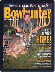 Bowhunter (Digital) Subscription November 1st, 2020 Issue