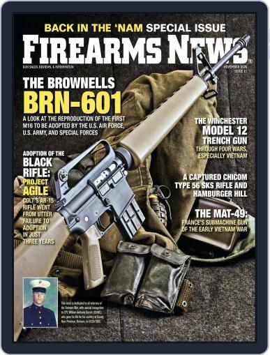 Firearms News (Digital) November 1st, 2020 Issue Cover
