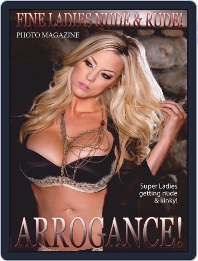 Arrogance Adult Photo (Digital) November 10th, 2020 Issue Cover