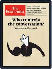 The Economist Continental Europe Edition (Digital) Subscription October 24th, 2020 Issue