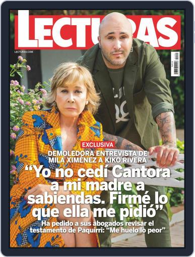 Lecturas (Digital) November 11th, 2020 Issue Cover