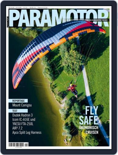 Paramotor Magazin (Digital) October 21st, 2020 Issue Cover