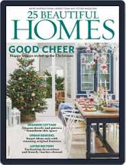 25 Beautiful Homes (Digital) Subscription December 1st, 2020 Issue