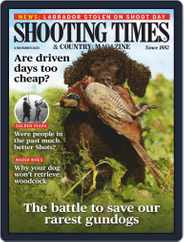 Shooting Times & Country (Digital) Subscription November 4th, 2020 Issue