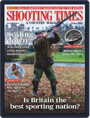 Shooting Times & Country (Digital) Subscription October 28th, 2020 Issue