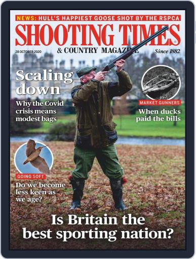 Shooting Times & Country (Digital) October 28th, 2020 Issue Cover