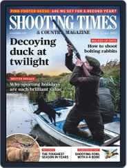 Shooting Times & Country (Digital) Subscription October 21st, 2020 Issue