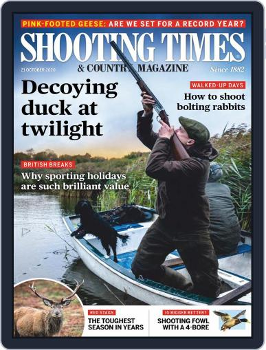 Shooting Times & Country (Digital) October 21st, 2020 Issue Cover