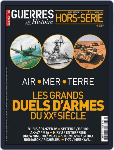 Guerres & Histoires (Digital) November 1st, 2020 Issue Cover