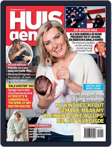 Huisgenoot (Digital) November 19th, 2020 Issue Cover