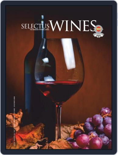 Selectus Wines (Digital) October 1st, 2020 Issue Cover