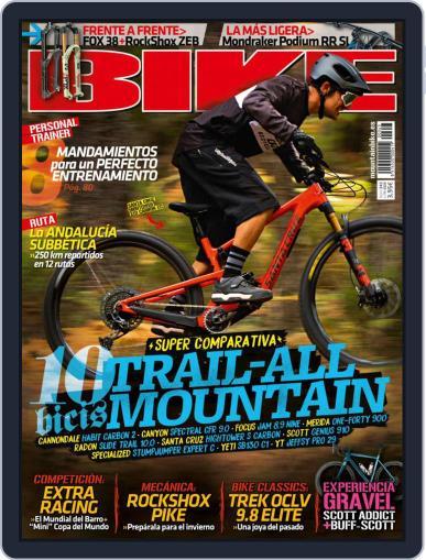 Bike - España (Digital) November 1st, 2020 Issue Cover
