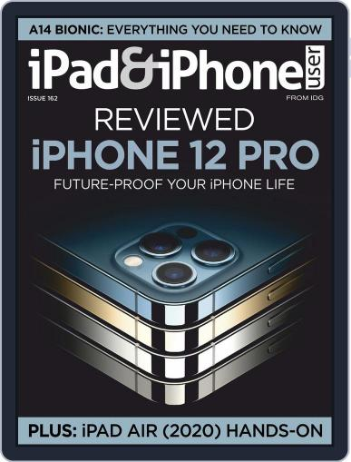 iPad & iPhone User (Digital) November 1st, 2020 Issue Cover