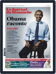 Le Journal du dimanche (Digital) Subscription November 15th, 2020 Issue