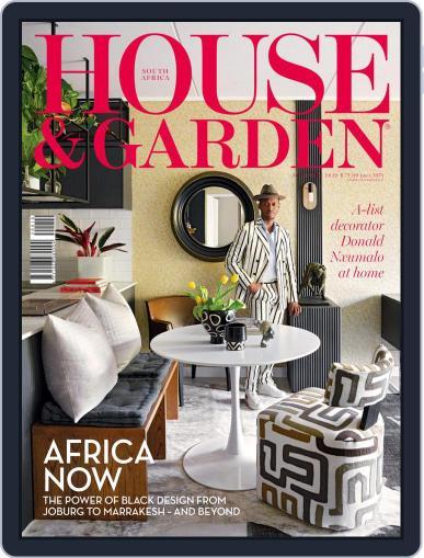 Condé Nast House & Garden (Digital) November 1st, 2020 Issue Cover
