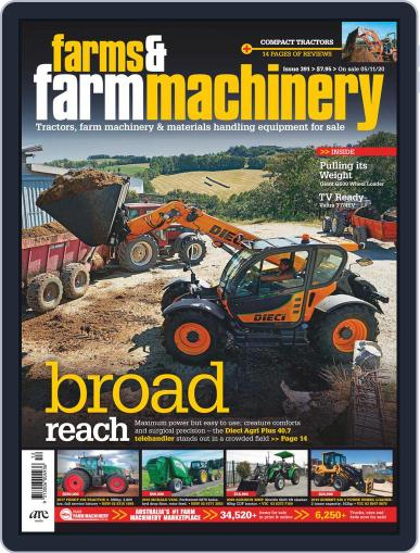 Farms and Farm Machinery (Digital) November 5th, 2020 Issue Cover