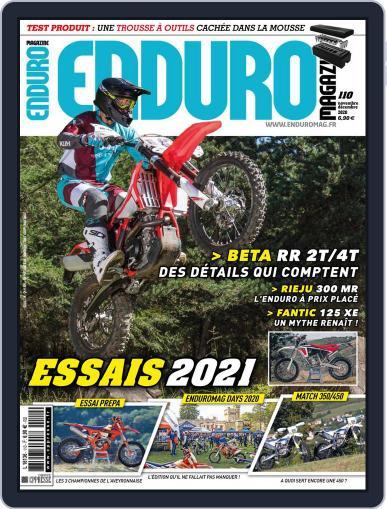 Enduro (Digital) November 1st, 2020 Issue Cover