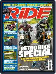 RiDE United Kingdom (Digital) Subscription January 1st, 2021 Issue