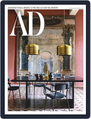 Ad Italia (Digital) November 1st, 2020 Issue Cover