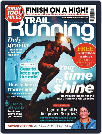 Trail Running (Digital) December 1st, 2020 Issue Cover
