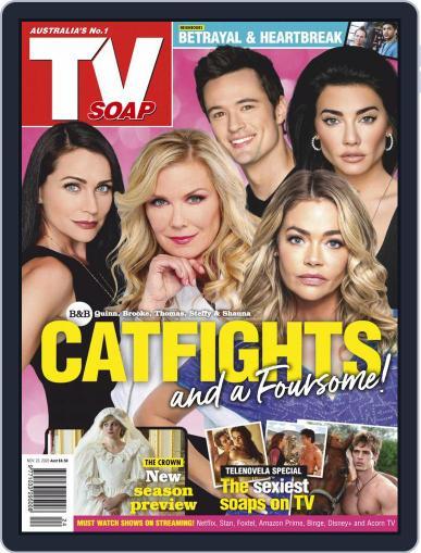 TV Soap November 23rd, 2020 Digital Back Issue Cover