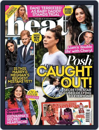 Heat (Digital) November 21st, 2020 Issue Cover