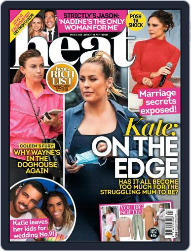 Heat (Digital) October 31st, 2020 Issue Cover