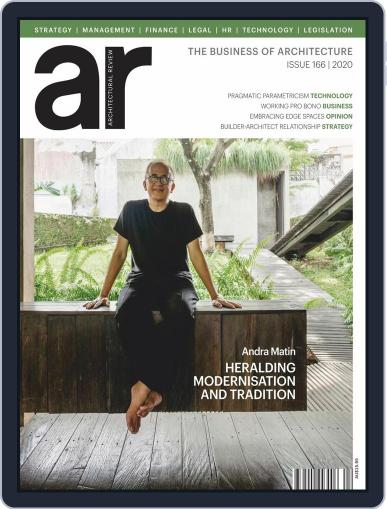 Architectural Review Asia Pacific (Digital) November 1st, 2020 Issue Cover