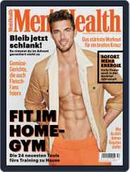 Men's Health Deutschland (Digital) Subscription December 1st, 2020 Issue