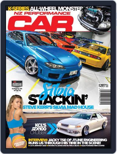NZ Performance Car (Digital) December 1st, 2020 Issue Cover