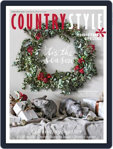 Country Style November 30th, 2020 Digital Back Issue Cover