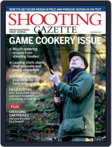 Shooting Gazette November 1st, 2020 Digital Back Issue Cover