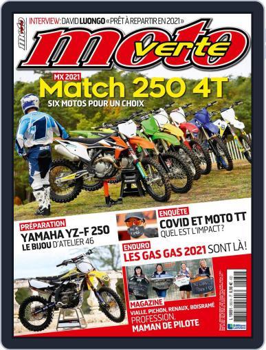 Moto Verte December 1st, 2020 Digital Back Issue Cover
