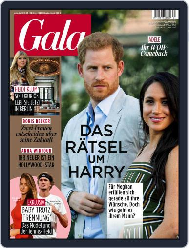 Gala (Digital) October 29th, 2020 Issue Cover