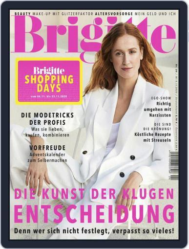 Brigitte (Digital) November 1st, 2020 Issue Cover