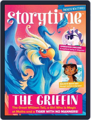 Storytime November 15th, 2020 Digital Back Issue Cover