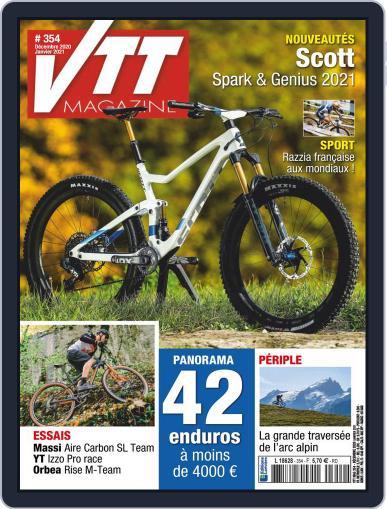 VTT (Digital) December 1st, 2020 Issue Cover