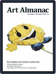 Art Almanac (Digital) Subscription November 1st, 2020 Issue