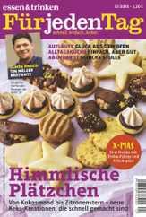essen&trinken für jeden Tag (Digital) Subscription December 1st, 2020 Issue