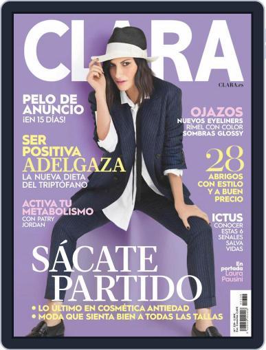 Clara (Digital) November 1st, 2020 Issue Cover