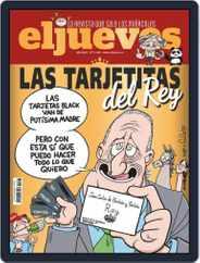 El Jueves (Digital) Subscription November 10th, 2020 Issue