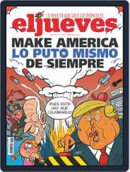 El Jueves (Digital) Subscription November 4th, 2020 Issue