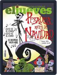 El Jueves (Digital) Subscription October 27th, 2020 Issue