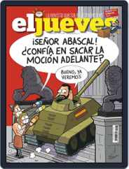 El Jueves (Digital) Subscription October 20th, 2020 Issue