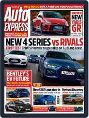 Auto Express (Digital) Subscription November 11th, 2020 Issue