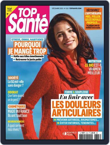 Top Sante December 1st, 2020 Digital Back Issue Cover