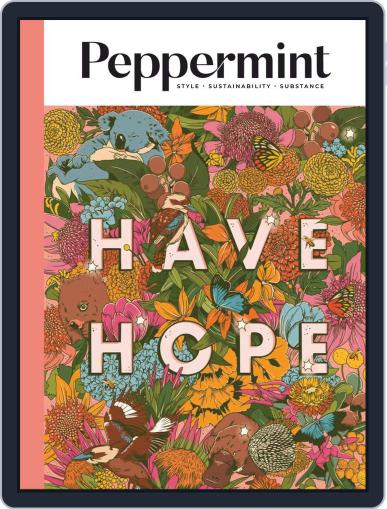 Peppermint (Digital) November 9th, 2020 Issue Cover